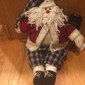 Other - Mr Santa super cute Xmas decorations